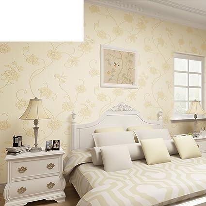 tappezzeria/Pareti pastorale carta da parati camera da letto/Tessuto ...