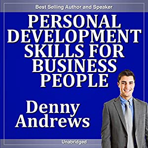 Personal Development Skills for Business People Speech