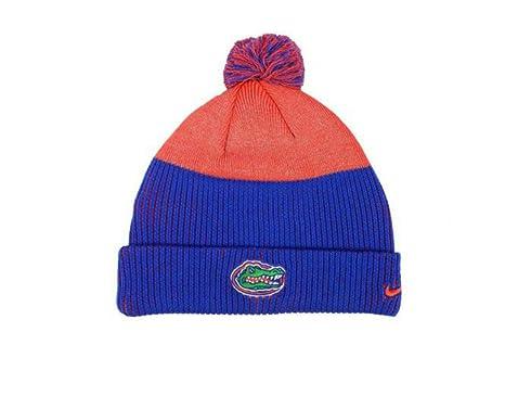 3f1d954cc Amazon.com : NCAA Florida Gators Knit Cuff Beanie w/Pom Cap Hat Team ...
