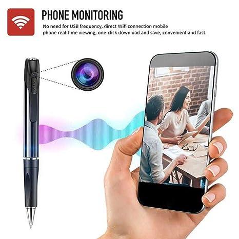 Amazon com: Lianle Mini Spy Camera,1080p HD Camera Pen 2 5