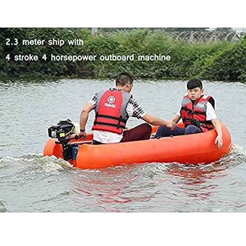 Canoe outboard motor ☆ BEST VALUE ☆ Top Picks [Updated] +