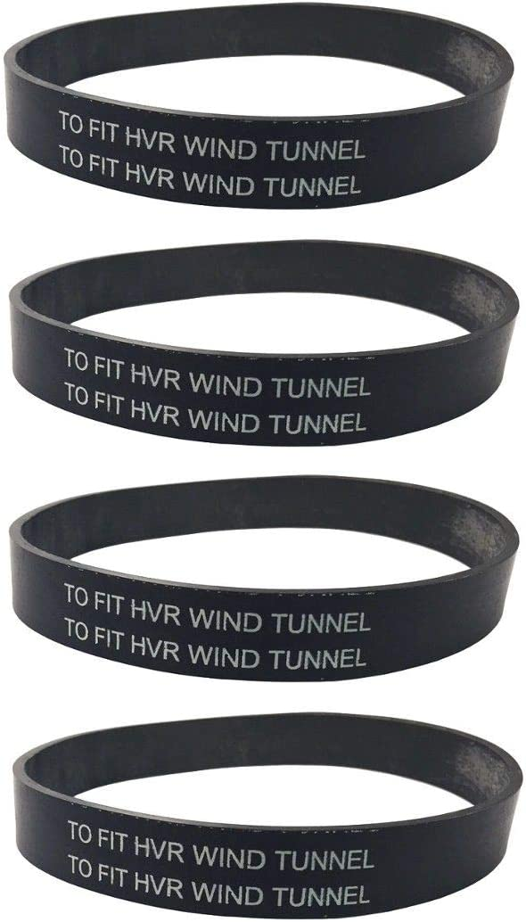Kaidan (4) Vacuum Belt for Hoover Windtunnel Vacuum fits 38528033 38528-033 - New