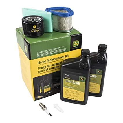 Amazon.com: John Deere equipo original filtro Kit # lg182 ...