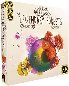 Legendary Forests Tile Game