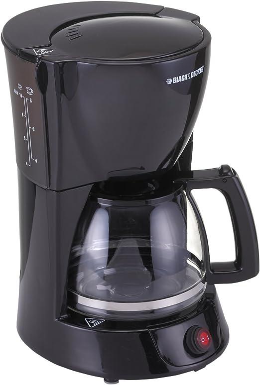 Black+Decker dcm600 8 – 10 tazas cafetera eléctrica, 220 V, color ...