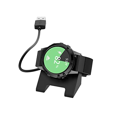 LDFAS Charger Stand, Charging Cable Dock Compatible for Garmin Fenix 6 6S 6X Pro,Fenix 5 5S 5X Plus,Forerunner 935 945 45 45S 245,Vivoactive 3 4 4S,Vivosport: Sports & Outdoors