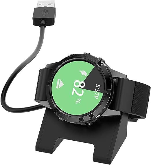 USB Charger Charging Dock for Garmin Vivoactive 4 3 Fenix 6X 6S 5 Forerunner 945