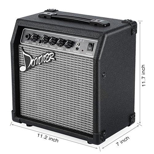 Donner Electric Guitar Amplifier 10 Watt Classical Guitar