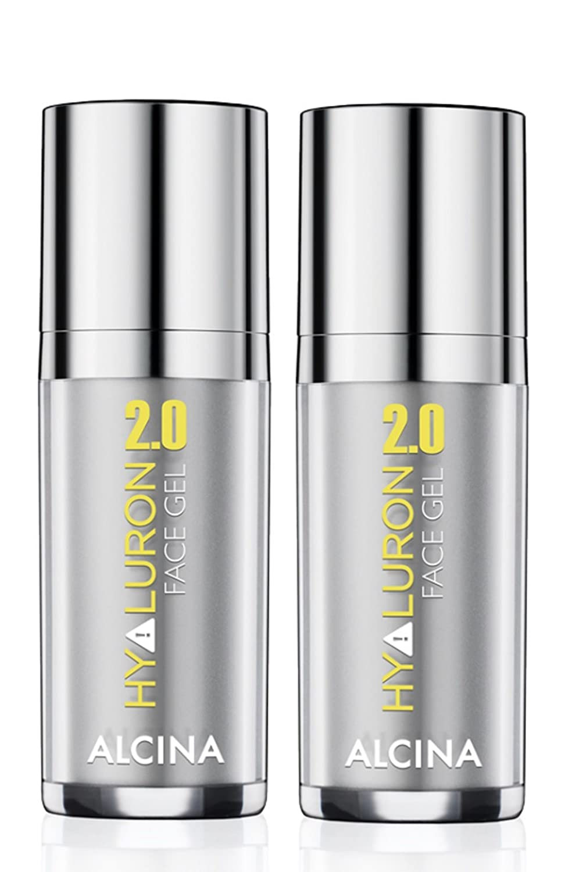 Alcina Hyaluron Face Gel 2.0 2 x 30ml For Men