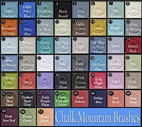 Top 6 Best Chalk Paint Brands For Furniture 2018 Interior Eco Friend Paint