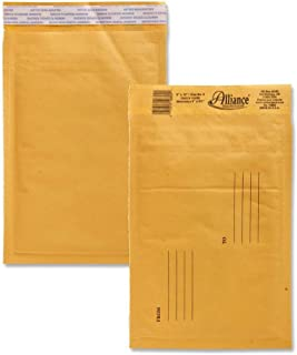 product image for Alliance Rubber Self Seal Recycled Cushioned Mailers (ALL10802)