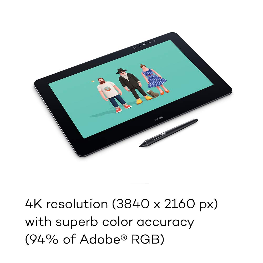 Wacom DTH1620AK0 Cintiq Pro 16'' Graphic Tablet with Link Plus by Wacom (Image #3)