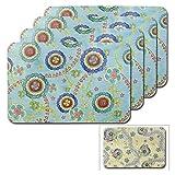 Pfaltzgraff Merisella Reversible Placemats, Set of 4