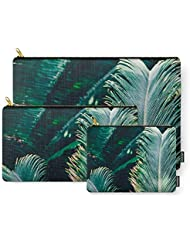 Society6 Palm Tree Carry-All Pouch