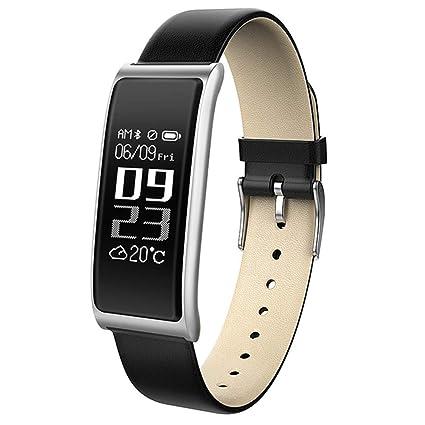 BSJZ Pulsera De Fitness C9s Monitor De Presión Arterial Reloj Monitor De Frecuencia Cardíaca Rastreador De