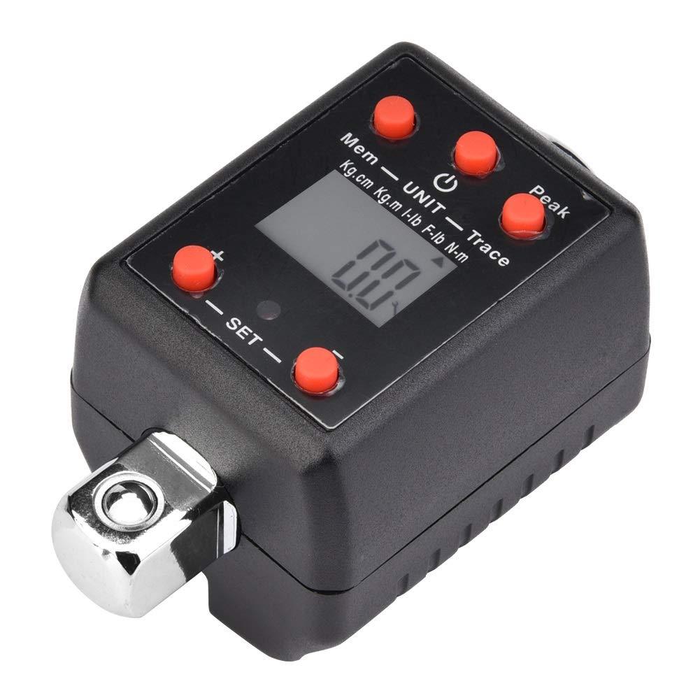 Digitaler Drehmomentschl/üssel-Adapter f/ür 1//2-Laufwerk 10-200Nm wandelt Ratschenbruchstange in einen Schraubenschl/üssel um