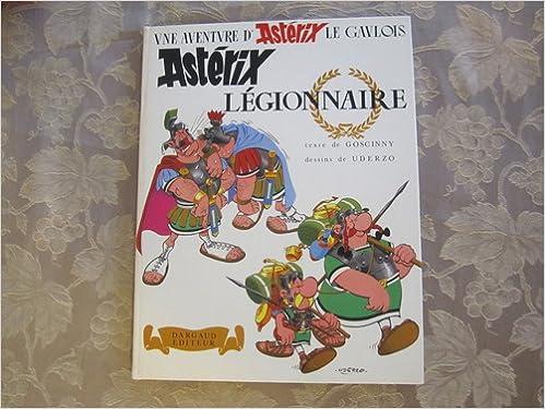 Asterix Legionnaire  Goscinny  Amazon.com  Books 03cac86c02