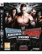 WWE Smackdown vs Raw 2010 [Importación francesa]