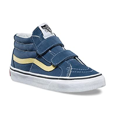 19accbe20845f2 Image Unavailable. Image not available for. Color  Vans SK8 Mid Reissue  Vintage ...
