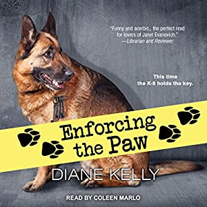 Enforcing the Paw Audiobook