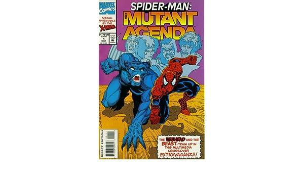Amazon.com: Spider-Man: The Mutant Agenda #1 (Marvel Comic ...