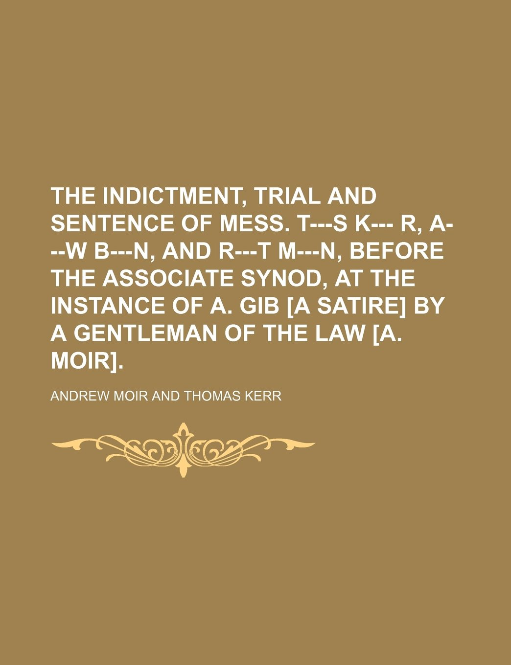 Amazon In Buy The Indictment Trial And Sentence Of Mess T S K
