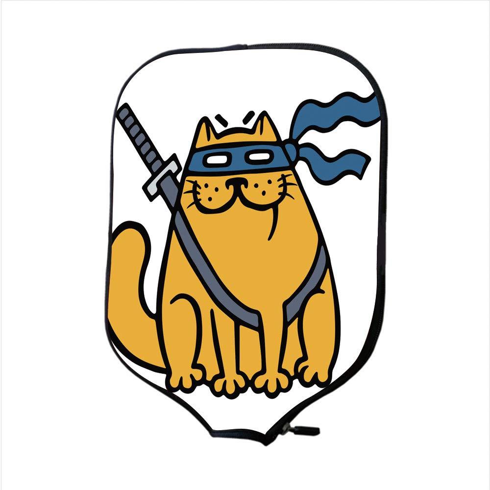 Amazon.com : SoSung Neoprene Pickleball Paddle Racket Cover ...