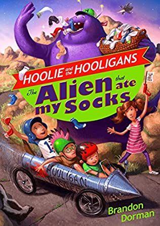 book cover of The Alien That Ate My Socks