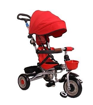 Bicicleta para niños Niño de interior al aire libre Pequeño triciclo Bicicleta Niño Bicicleta de la ...