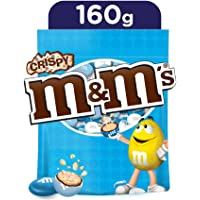 M&M's Crispy Limited Edition Chocolate - 160 gm (9300682051941)