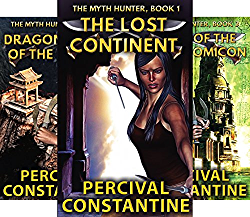 The Myth Hunter (6 Book Series) by  Percival Constantine