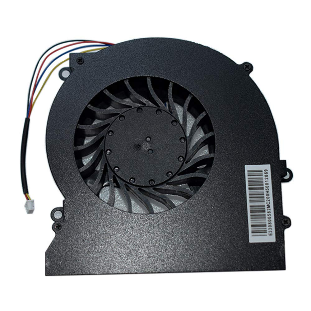 Cooler Para Msi Ms-16l1 Ms-16l2 Ms-16l3 Gt62 Gt62vr 6rd 6re 7re Terrans Force S5 S6 Series Pabd19735bm N322 N395 4-pins