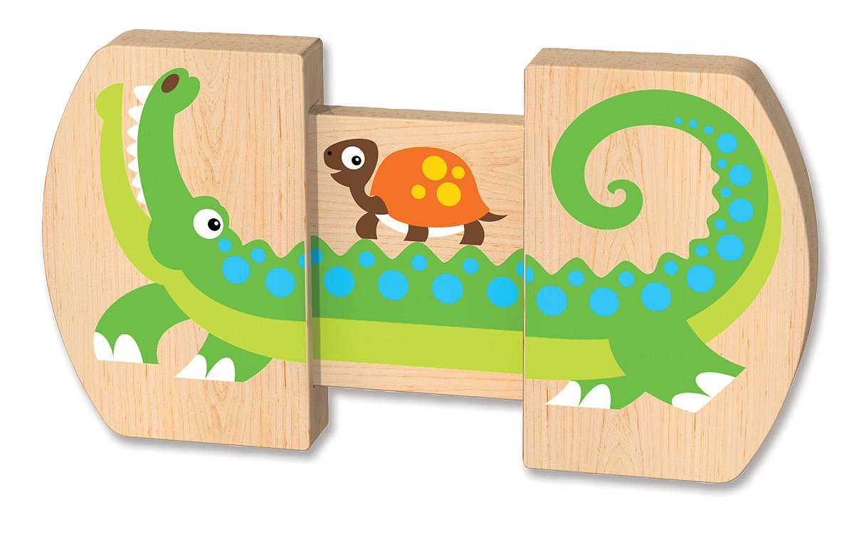 Melissa and Doug 4053 Slide & Seek Safari   B00BS9CI8O