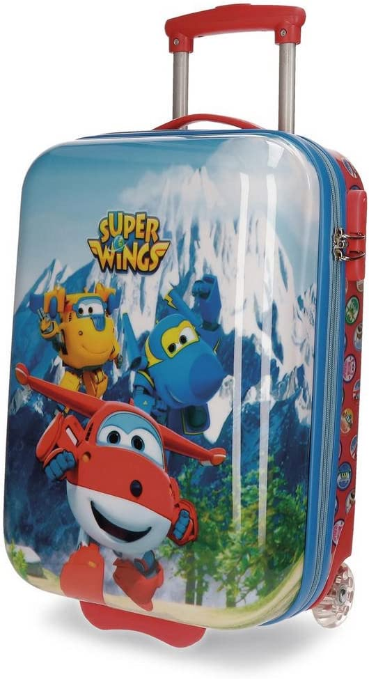 Maleta de cabina rígida Super Wings Mountain