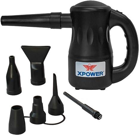 Amazon.com: Soplador de aire eléctrico XPower A-2 ...
