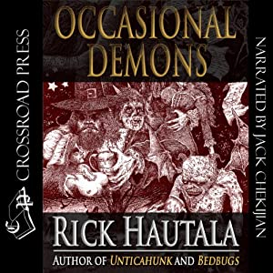 Occasional Demons Audiobook