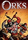 Orks, tome 1 : La voix des armes par Tackian