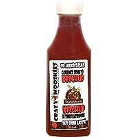 Crazy Mooskies Gourmet Tomato Ketchup, Original, 0.375 L