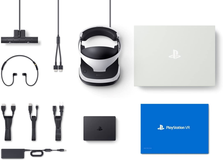 Playstation VR2 (CUH-ZVR2) Starter Pack + VR Worlds + Cámara VR ...