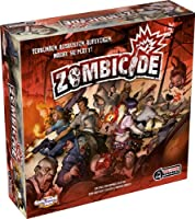 Asmodee 002106 - Cool Mini Or Not - Zombicide, Brettspiel