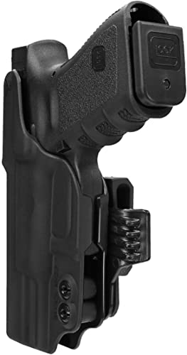 Blade-Tech Ultimate Klipt Holster - IWB Ambidextrous Holster for Glock, Sig, Springfield, and More