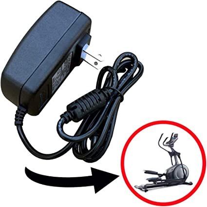 AC  Adapter Power Supply for Weslo Elliptical Pro 13.8E