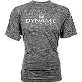 #5: Dynamic Discs Bold Dri-Fit Short Sleeve Performance Disc Golf T-Shirt