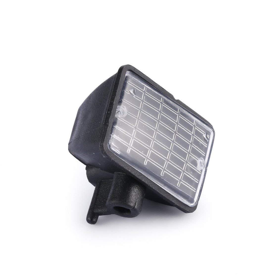 LouiseEvel215 Abat-Jour de Lampe de Lampe de Lampe de Lampe de Lampe de Tour de Voiture descalade de Lampe l/ég/ère Ronde pour Le TRX-4 SCX10 D90 5mm LED