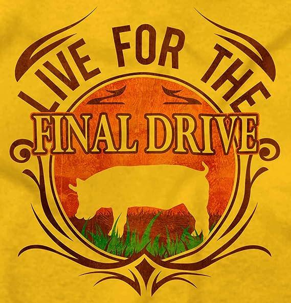 Amazon.com: Classic Teaze Live for Final Drive Funny Farmer ...