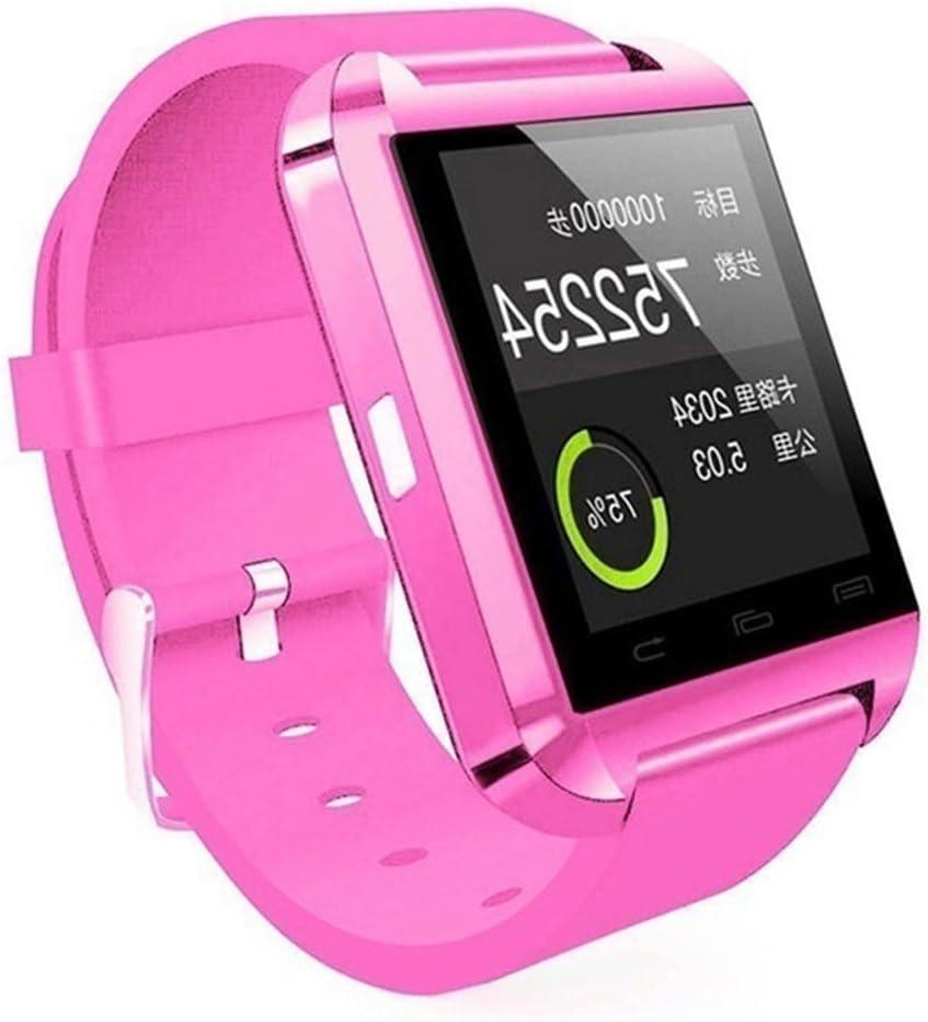 Xpccj Bluetooth Smart Watch U8 Sport reloj de pulsera para ...