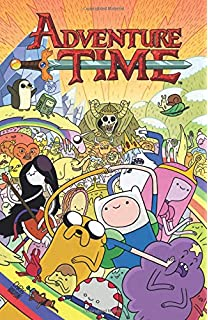 Amazon adventure time fionna cake 9781608863389 natasha adventure time vol 1 voltagebd Images