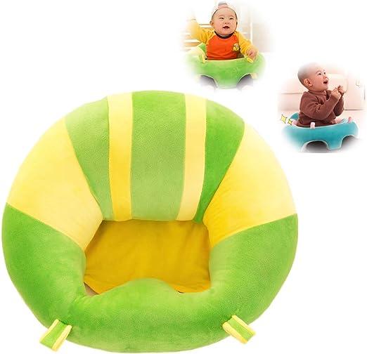 Coj/ín para silla de comedor y sof/á de peluche coj/ín nido de beb/é juguetes de felpa rosa rosa Talla:40 * 40 cm almohada de regalo para el hogar
