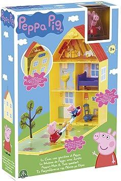 Giochi Preziosi Peppa Pig PPC11 casa de muñecas - Casas de muñecas ...