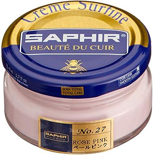 SAPHIR Creme Surfine Shoe Cream, Pale